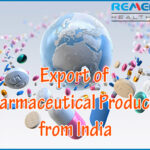 Export of Pharmaceutical Products from India