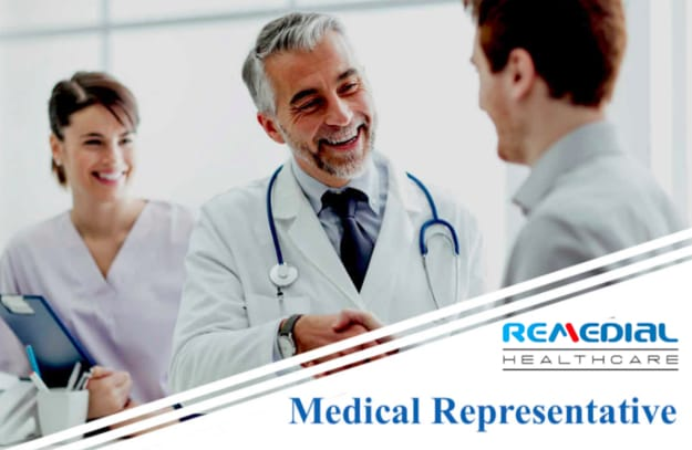 What is Medical Representative and its Role and Responsibilities