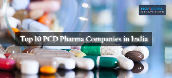 Top 10 PCD Pharma Companies in India