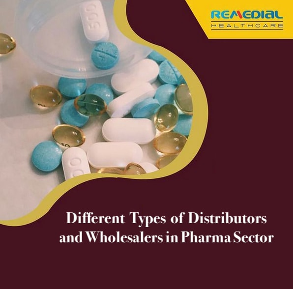Different Types of Distributors and Wholesalers in Pharma Sector