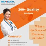 What is the Scope of Pharmacy in India?